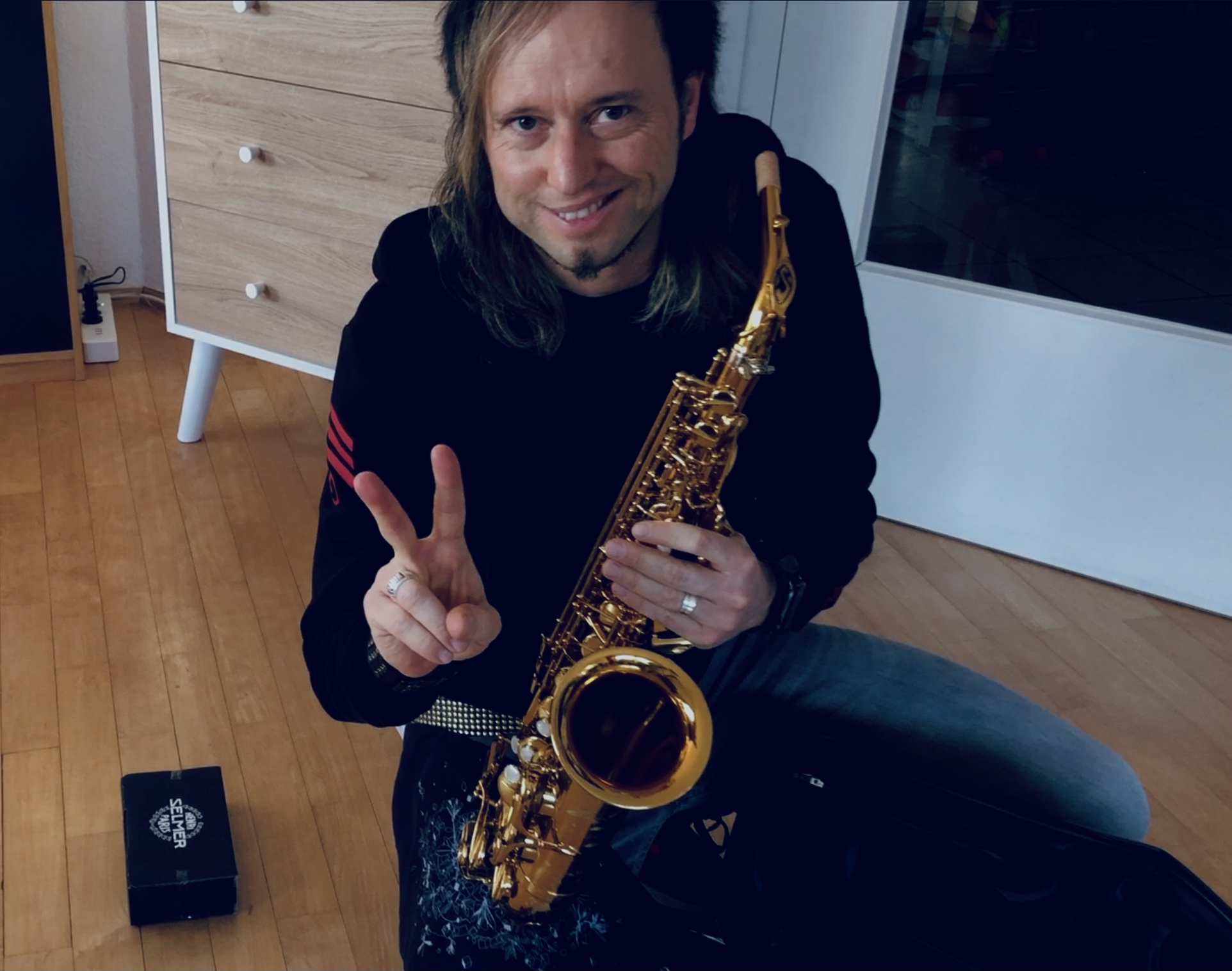 Welt-Premiere – The New SELMER SUPREME AltoSax​